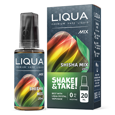 LIQUA Shake&Take Шиша-микс
