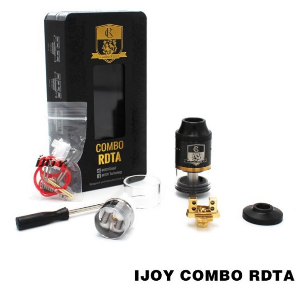 Ijoy COMBO RDTA Atomizer Kit