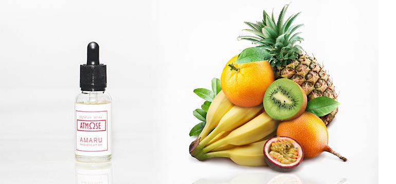 Рецепт жидкости Atmose - Amaru