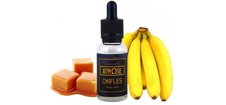 Рецепт жидкости Atmose - Chifles